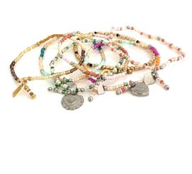 ✿ Glaskralen Armbanden