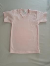 Basic roze t -shirt