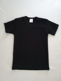 Basic zwart t-shirt
