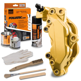 Foliatec Remklauwlakset - Goud Metallic