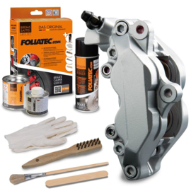Foliatec Remklauwlakset - Stratos Zilver Metallic