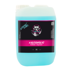 Racoon Alcoholic Cleaner / Ontvetter 5000ml
