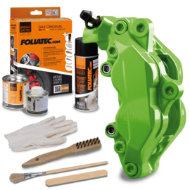 Foliatec Remklauwlakset - Power Groen