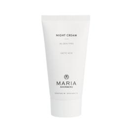 NIGHT CREAM | een hydraterende en revitaliseren nachtcrème voor alle huidtypen.