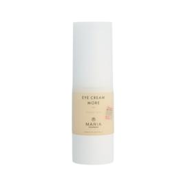 EYE CREAM MORE| Luxe oogcreme met extract van de Perzische zijdeboom. Liftende en ontgiftende werking voor elk huidtype.
