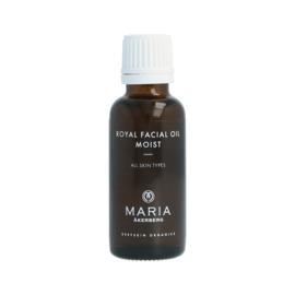ROYAL FACIAL OIL MOIST   Pure hydraterende olie op basis van Neroli, Komkommerkruidolie voor de elk huidtype en speciaal voor de vochtarme huid.