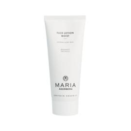 Face Lotion Moist | Dag- & nachtcrème met Bergamot en Patchoeli voor de normale tot droge huid, ook voor de pubertijd zeer geschikt