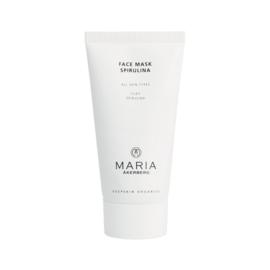 FACE MASK SPIRULINA | Heerlijk geurend gezichtsmasker met Spirulina en Witte Klei