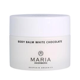 BODY BALM WHITE-CHOCOLATE | Verzachtende body balsem met een weelderige geur voor een droge huid