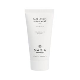 Face Lotion Supplement | Anti-aging  Dag- & nachtcrème met Grantaatappel die zorgt voor een gladdere en stevigere huid.