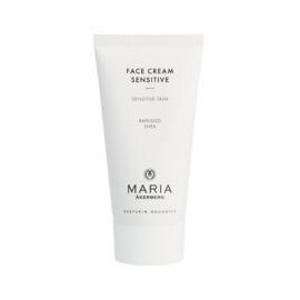 Face Cream Sensitive | Geschikt voor de gevoelige, droge en geïrriteerde huid | Vrij van etherische oliën