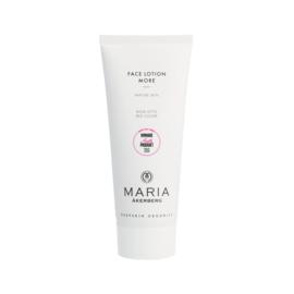 Face Lotion More | Anti- aging dag- & nachtcrème voor de rijpere huid met Rode Klaver, ook geschikt voor de gevoelige huid.
