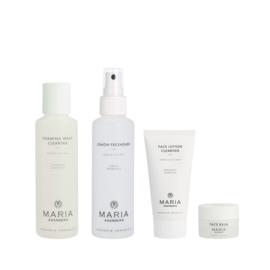 Beauty Startersset CLEARING | Voordelige startersset voor de gecombineerde tot vette, acne neigende huid.