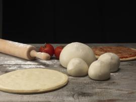 Pizzabollen, 50 stuks, diepvries geleverd