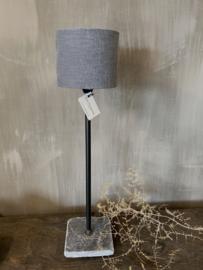 Aura Peeperkorn tafellamp ronde buis