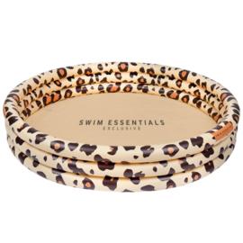 Leopard zwembad 150 cm - leverdatum week 19