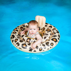 Leopard babyfloat - leverdatum eind april