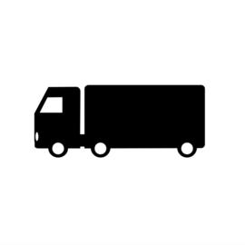 Sticker | Vrachtwagen #1