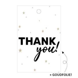 Cadeaulabel | Thank you