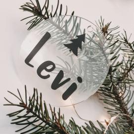 Kersthanger | Naam kerstboompje