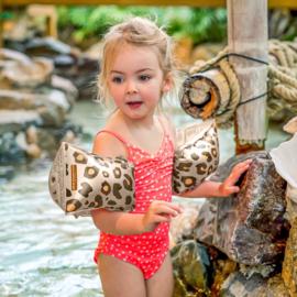 Leopard zwembandjes 2-6 jaar