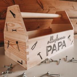 Kist | Alleskunner papa/opa