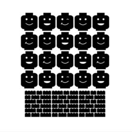 Trakteren | Thema lego