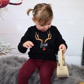 Sweater | Rudolph gepersonaliseerd