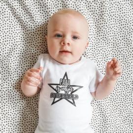Shirt | Papa is mijn superheld - ster
