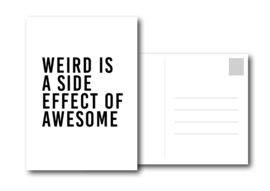 A6 Kaart | Weird is a side effect of awesome