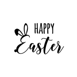 DIY stickers | Happy Easter