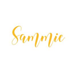 Naamsticker | Sammie