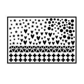 DIY stickers   Versiersels