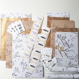 Inpakken Sint & Piet | Voordeelpakket L