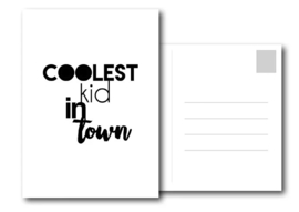 A6 Kaart | Coolest kid in town