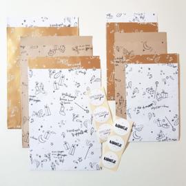 Inpakken Sint & Piet | Voordeelpakket S