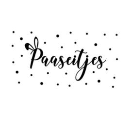 DIY stickers   Paaseitjes