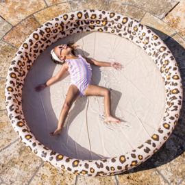 Leopard zwembad 150 cm