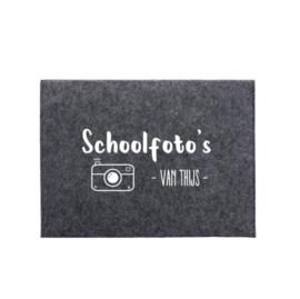 Bewaren   Envelop schoolfoto's