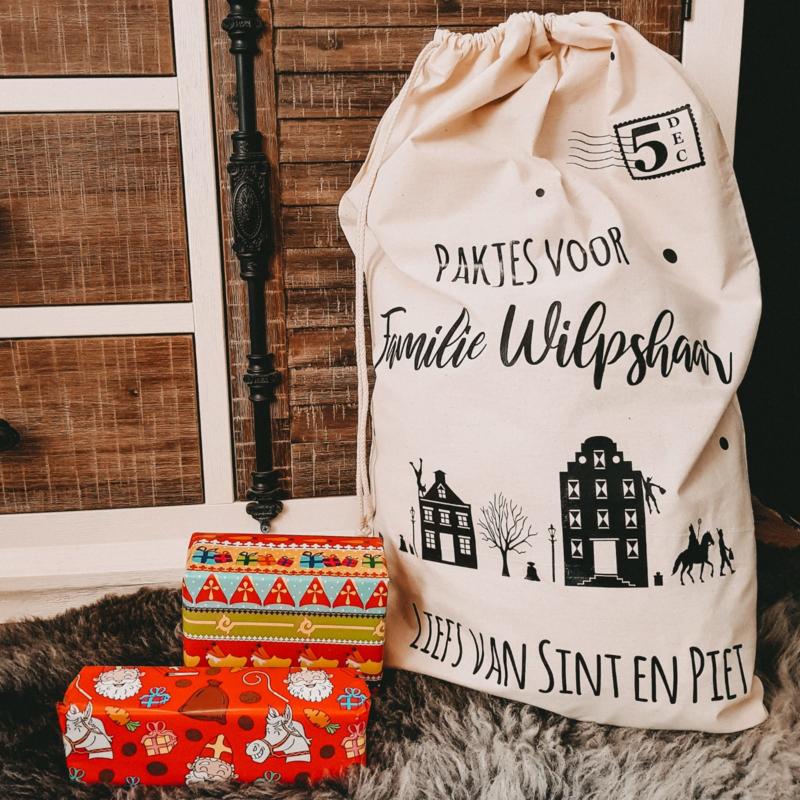 Cadeauzak | Grachtenpandjes