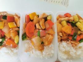 15. Poulet aux noix de cajou (Med Ma Muang Kai)
