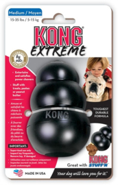 Kong Extreme Medium zwart