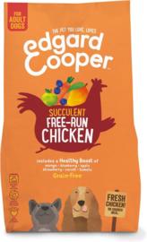 Edgard & Cooper Verse Scharrelkip Brok- Voor volwassen honden - Hondenvoer - 2.5kg Graanvrij