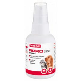 Beaphar FiproTec spray 100 ml Anti-Vlo - Hond & Kat