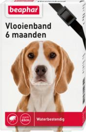 Beaphar Vlooienband Hond Zwart