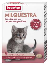 Beaphar Milquestra Kleine Kat / Kitten – 2 Tbl
