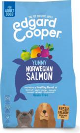 Edgard & Cooper Verse Noorse Zalm Brok - Voor volwassen honden - Hondenvoer - 2.5kg Graanvrij