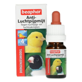 Beaphar Anti Luchtpijpmijt 10ml