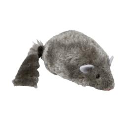 Speelmuis groot met catnip per stuk Large