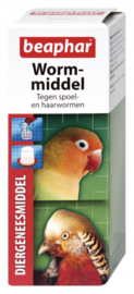 Beaphar Wormmiddel voor Vogels 10 ml